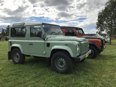 Land Rover Owners Expo 2016