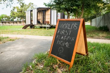 Big World Homes Tiny House